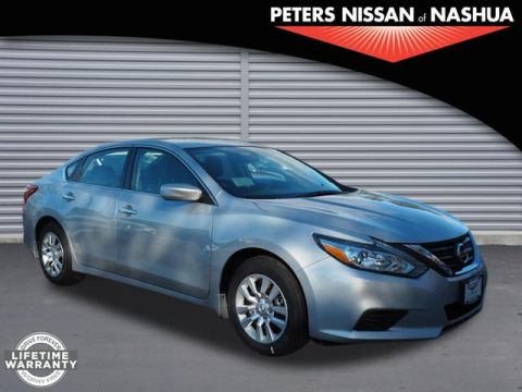 New 2017 Nissan Altima 2.5 S FWD 2.5 S 4dr Sedan