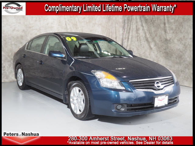 Pre Owned 2009 Nissan Altima 2 5 S 2 5 S 4dr Sedan Cvt In