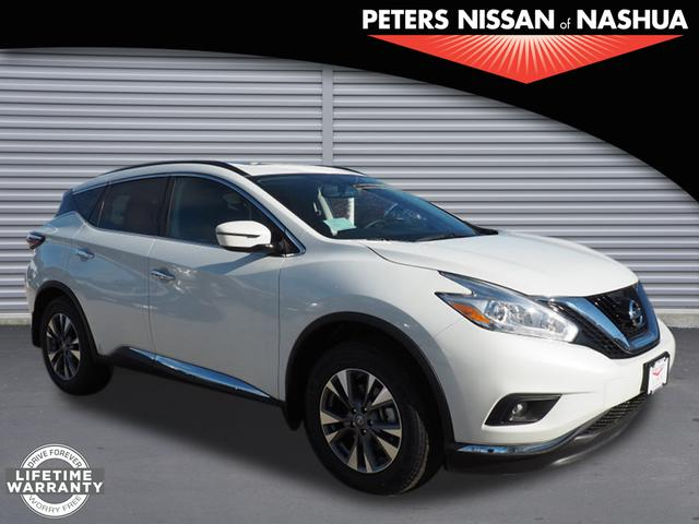 new 2017 nissan murano sv awd sv 4dr suv in nashua 17n121 peters nissan of nashua. Black Bedroom Furniture Sets. Home Design Ideas