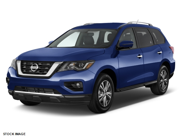 new 2017 nissan pathfinder sl 4x4 sl 4dr suv in nashua. Black Bedroom Furniture Sets. Home Design Ideas